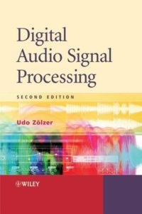 Digital Audio Signal Processing (Buchdeckel)