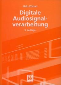 Digitale Audiosignalverarbeitung (Buchdeckel)