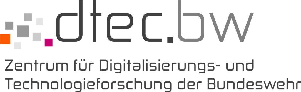 Logo dtec bw