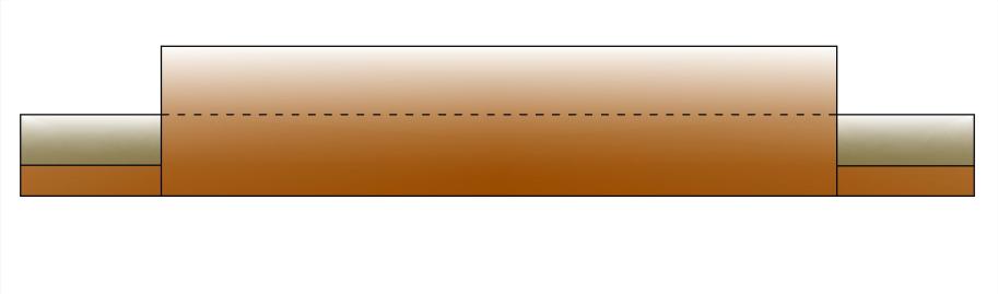 AM specimen as conductive path