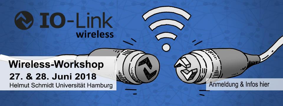 IO-Link Wireless Workshop