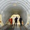 Im Rumpf eines Airbus