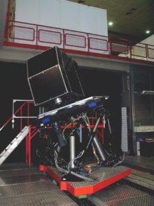 Dynamischer Fahrsimulator MARS