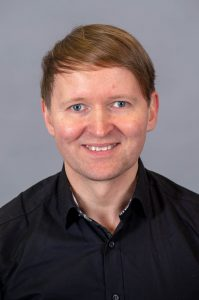 Mitarbeiterbild Professor Henke