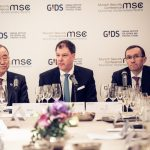 MSC, Munich Security Conference, Hotel Bayerischer Hof: GIDS with Ban Ki-moon (L)