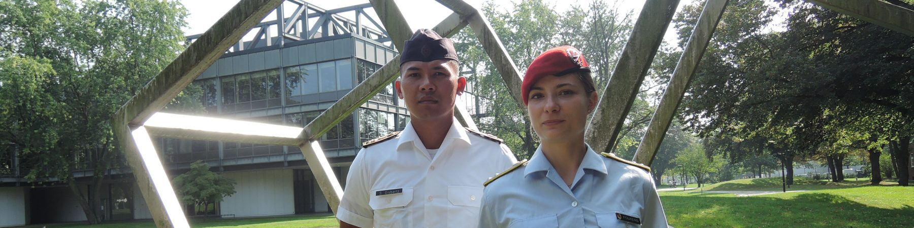 Militärische Gleichstellungsbeauftragte