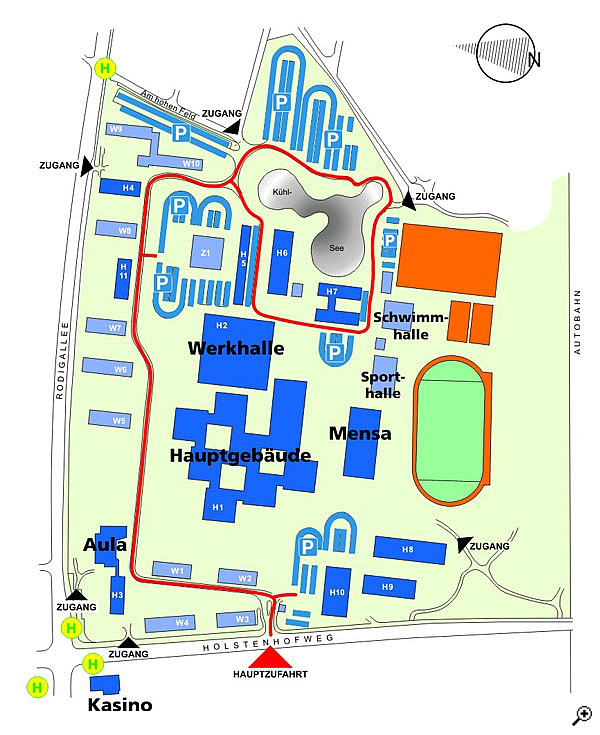 HSU Campus Plan