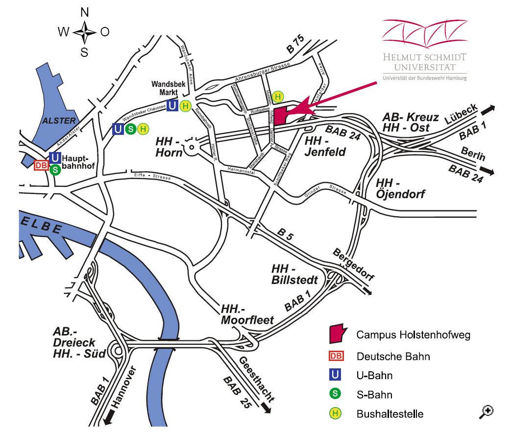 Verkehrslagplan