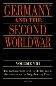 Germany and the Second World War Vol. III