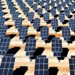 Solaranlagenfeld