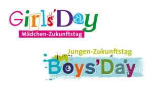 Logo Girls Boys Day