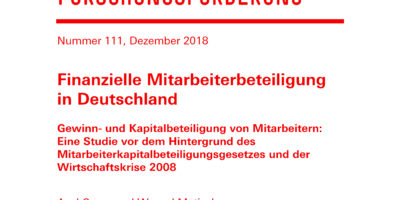 Titelseite FMB in Deutschland