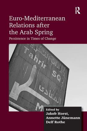Bild: Buch Euro-Mediterranean Relations