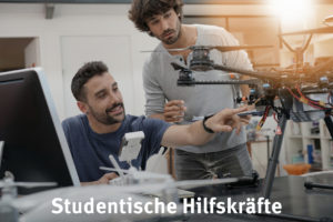 Bild Studentische Hilfskräfte
