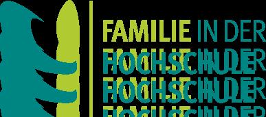Logo CHARTA Familie in der Hochschule