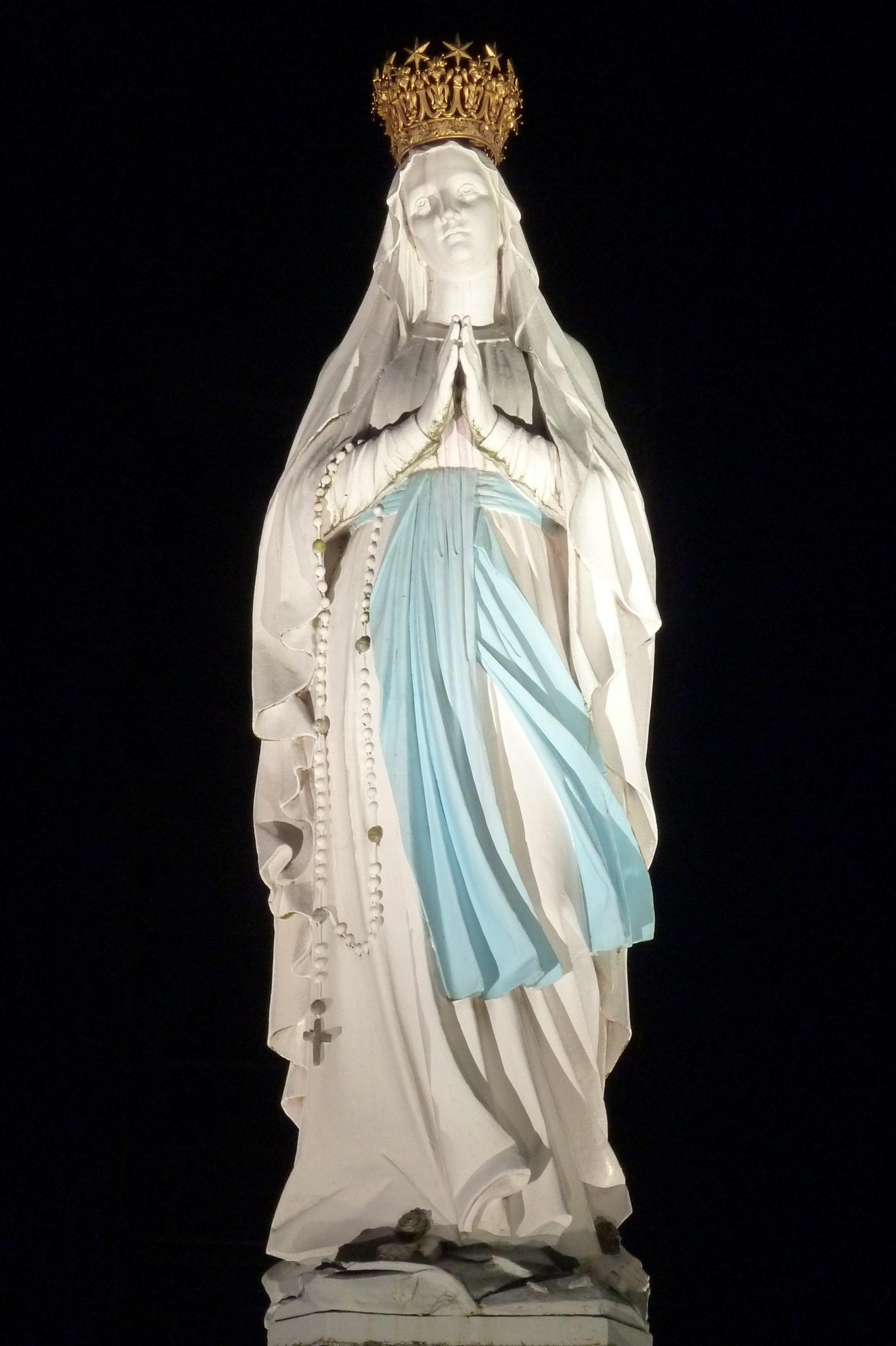 Lourdes-Madonna