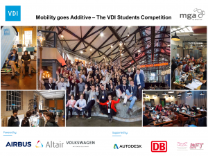 Mobility goes Additive - The VDI Students Competition