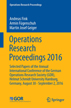 OR Proceedings 2016