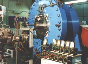 Labor für strömungsmechanische Versuche