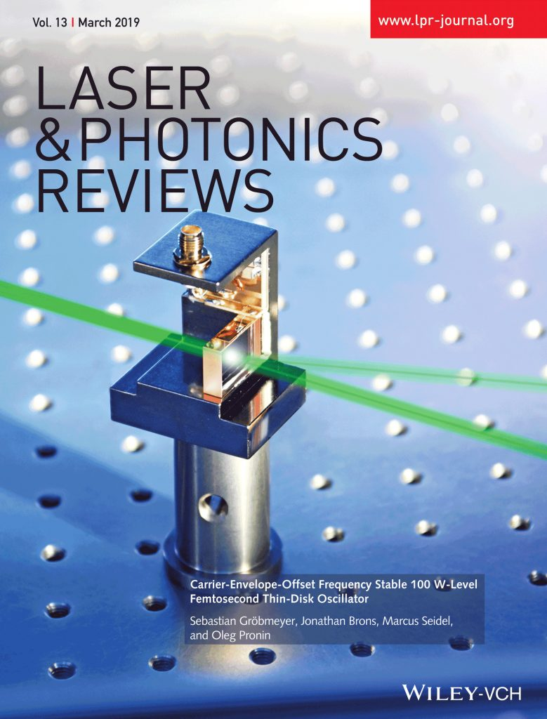 Laser&Photonics Reviews