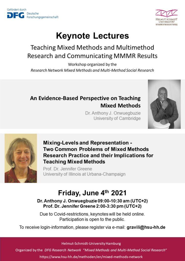 Poster Keynotes