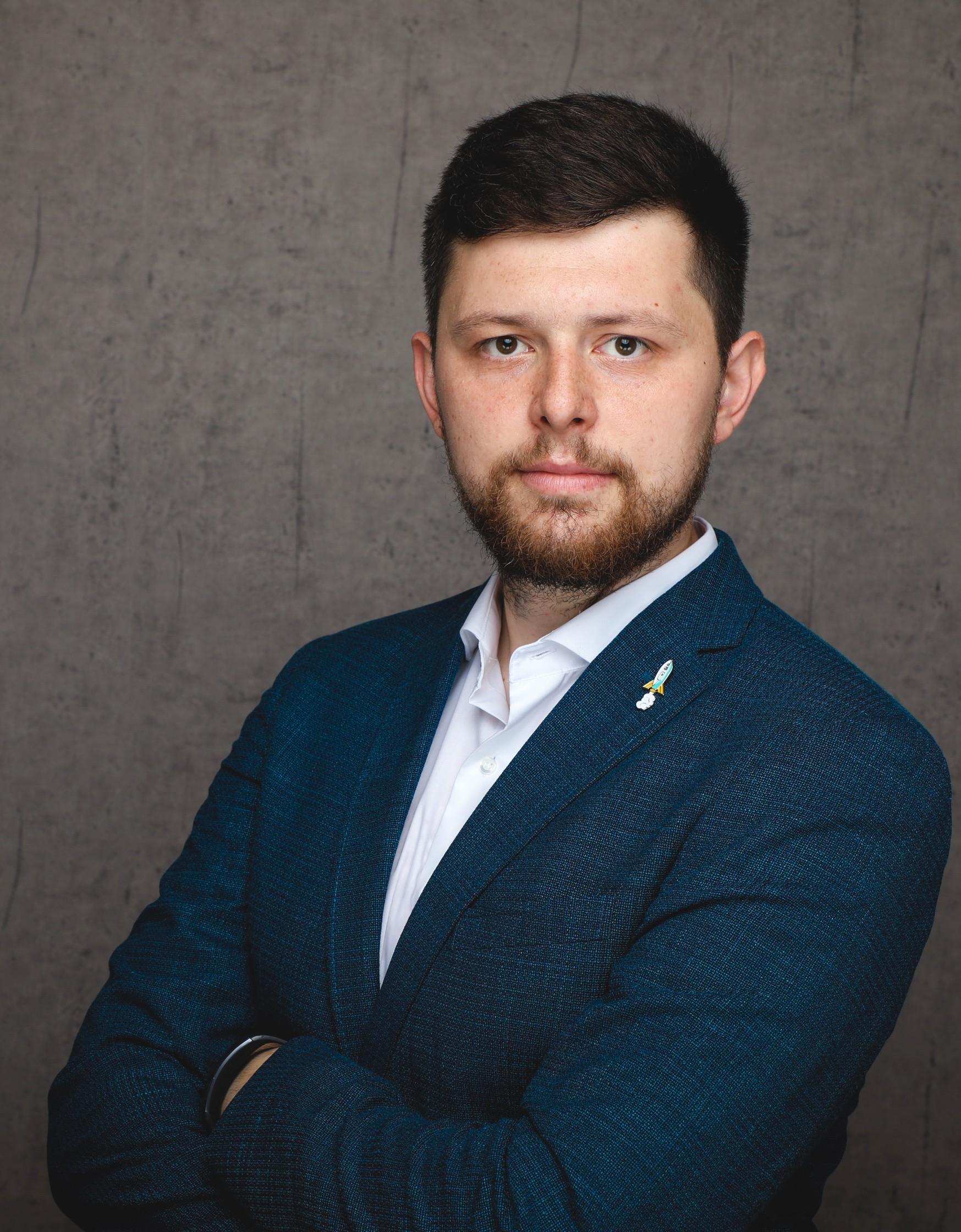 Mitarbeiterfoto Sergey Stepanyuk