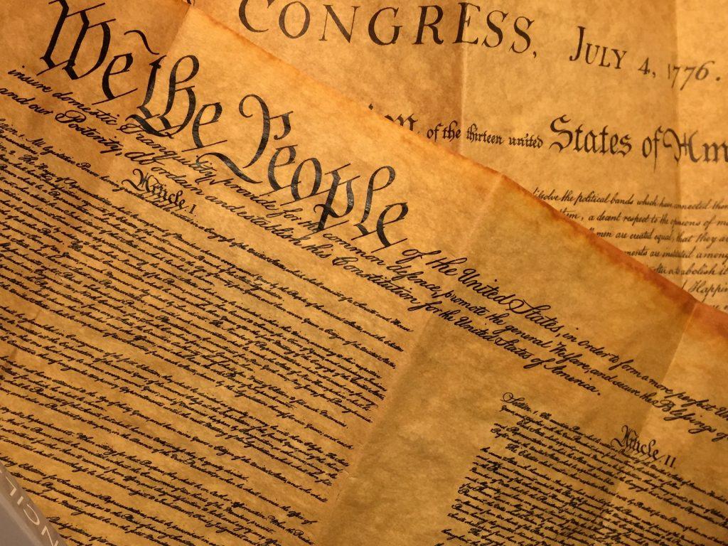 Verfassung der USA