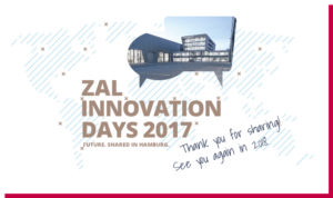 Bild ZAL Innovation days 2017