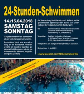 24h Schwimmen HSU HH