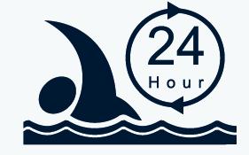 logo 24h schwimmen