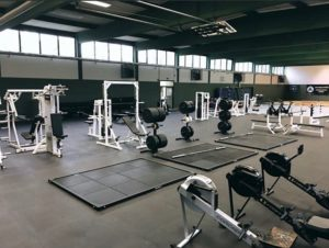 Hanseaten Gym, Fitnessgeräte