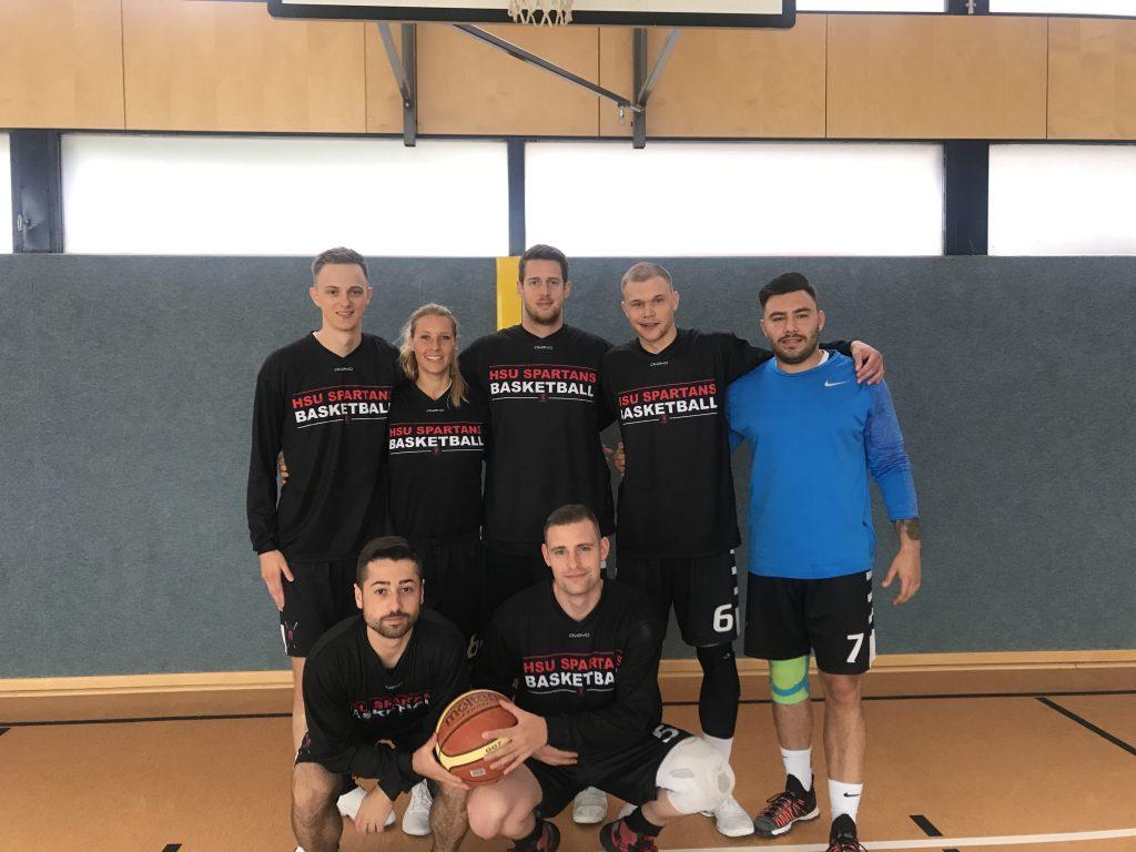 HSU Spartans