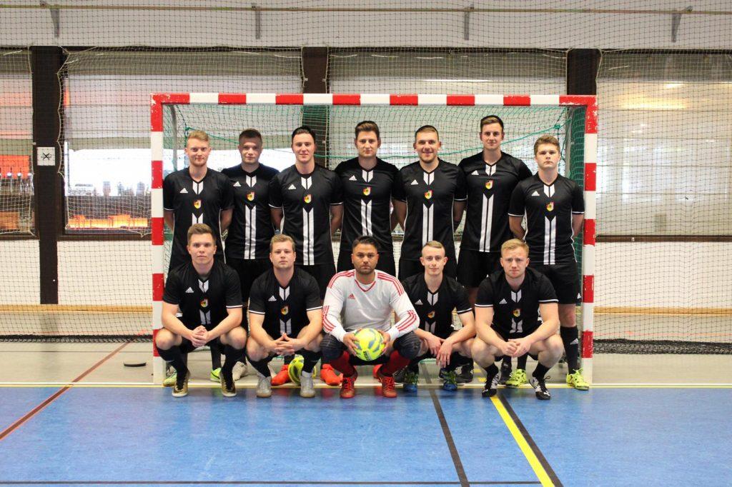 Fußball AG in Antwerpen