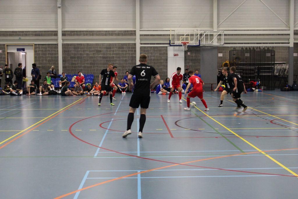 Fußball AG Antwerpen 2019