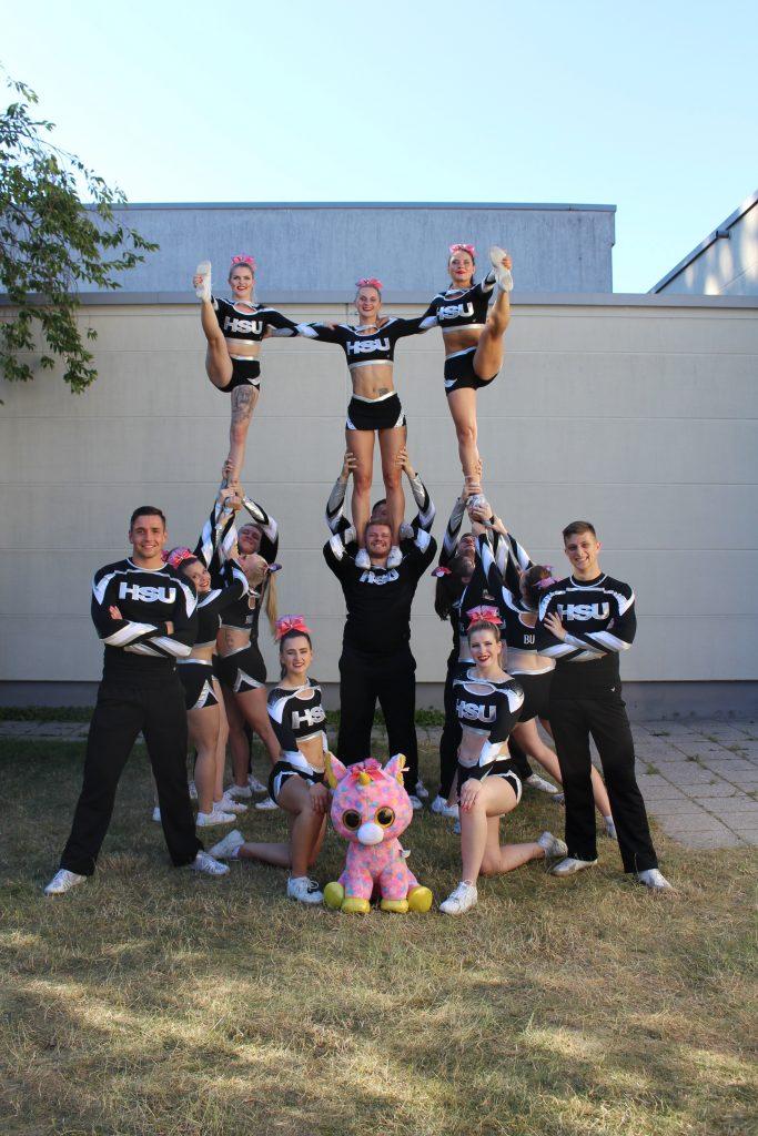 Cheerleading AG der HSU