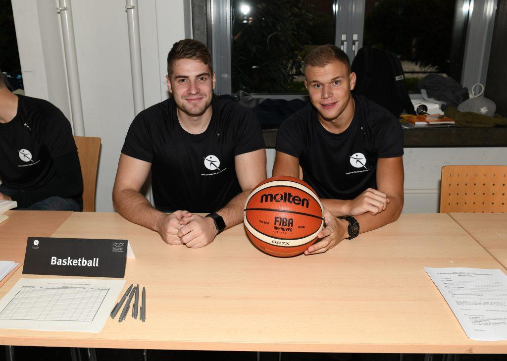 Basketball AG Leitung