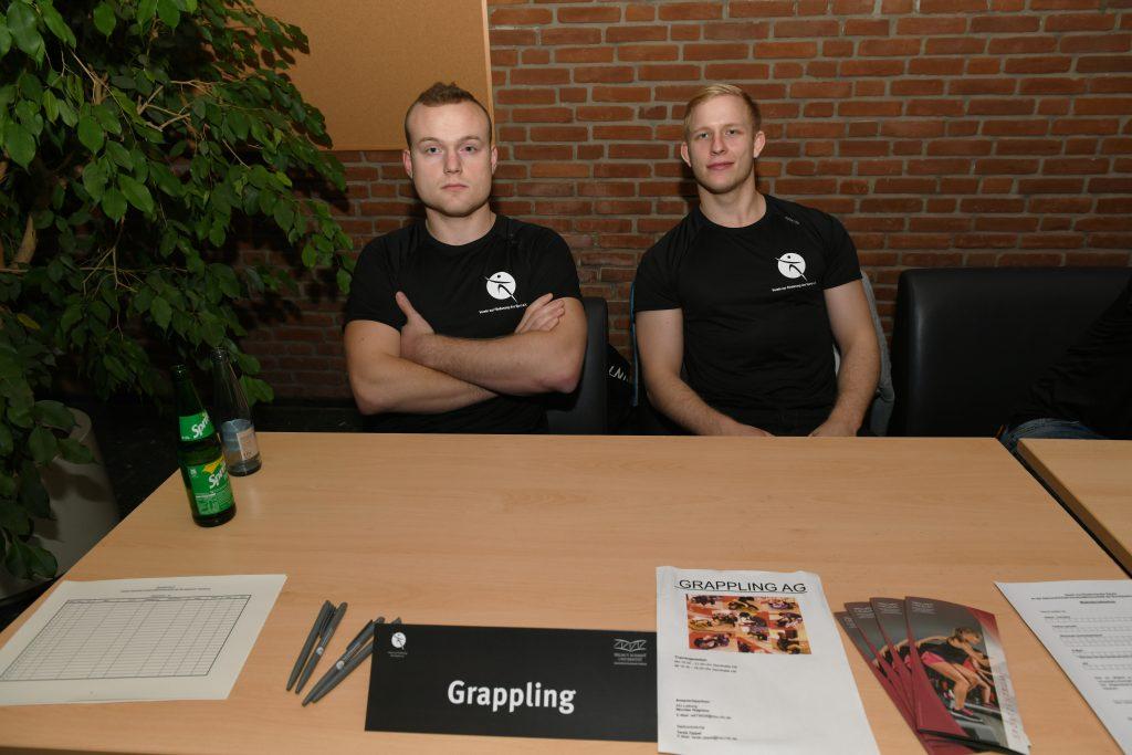 Grappling AG