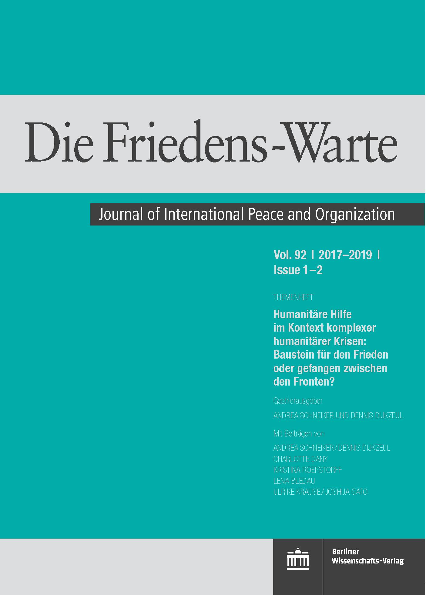 Friedens-Warte