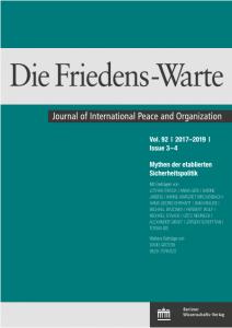 Friedens-Warte 3-4/2019