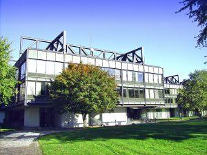 Universitätsgebäude H1