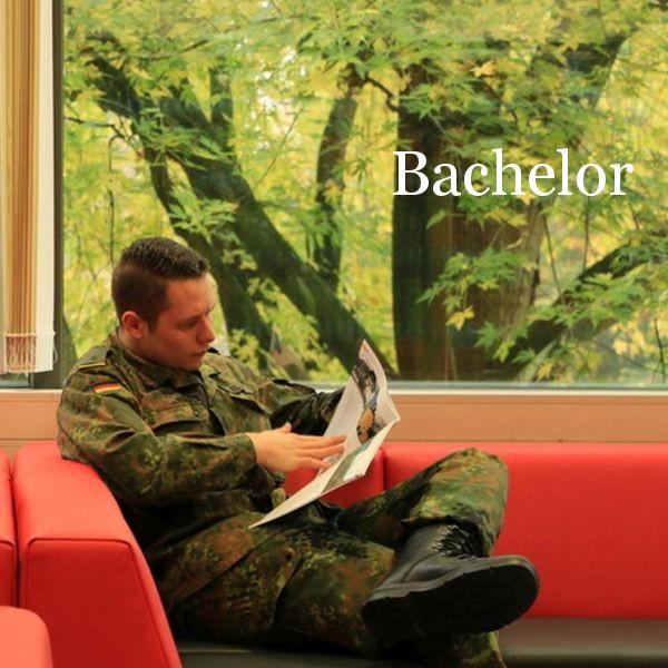 Bachelor Auswahlseite