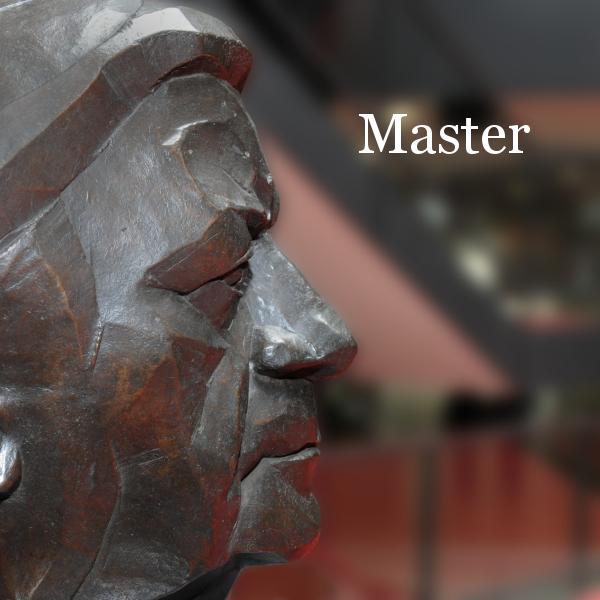 Master Auswahlseite