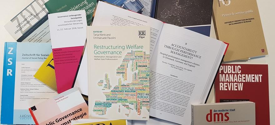 Publikationen des Lehrstuhls