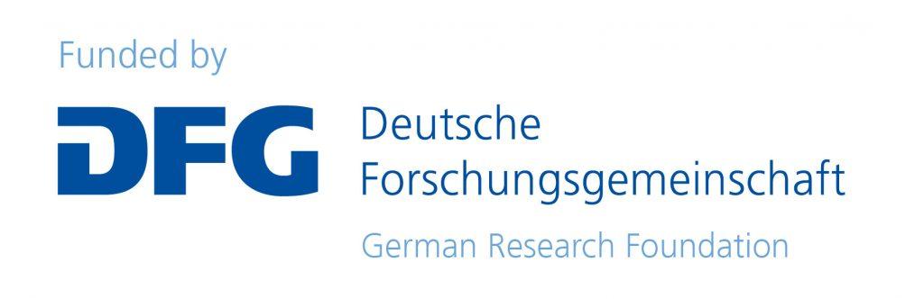 DFG-Logo international