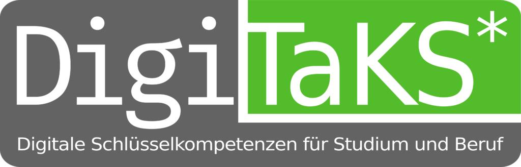 "Logo des Projekts ""DigiTaKS*"""