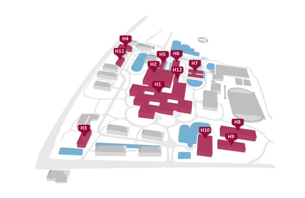 Adressen – Helmut-Schmidt-Universität / Universität der Bundeswehr