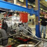 Laboratorium fgür Fahrzeugtechnik (Foto: Reinhard Scheiblich)