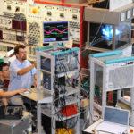 Laboratorium für Leistungselektronik (Foto: Reinhard Scheiblich)