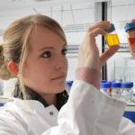 Laboratorium Umwelt- und Verfahrenstechnik (Foto: Reinhard Scheiblich)