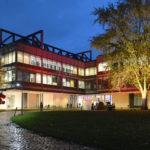 Campus während der Nacht des Wissens (Foto: Reinhard Scheiblich)